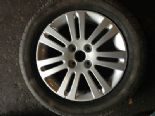 "2012 SUZUKI SPLASH GENUINE OEM 15"" 7 TWIN SPOKE ALLOY WHEEL SA21R4"